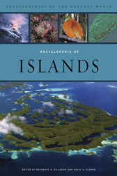 Encyclopedia of Islands by Rosemary Gillespie