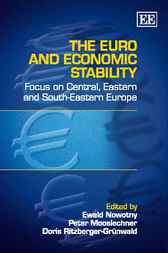 The Euro and Economic Stability by Ewald Nowotny