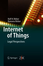 Internet of Things by Rolf H. Weber