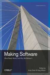 Making Software by Andy Oram