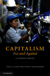 Capitalism, For and Against by Ann E. Cudd