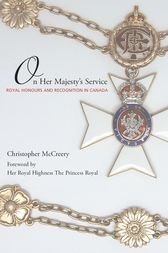On Her Majesty's Service by Christopher McCreery