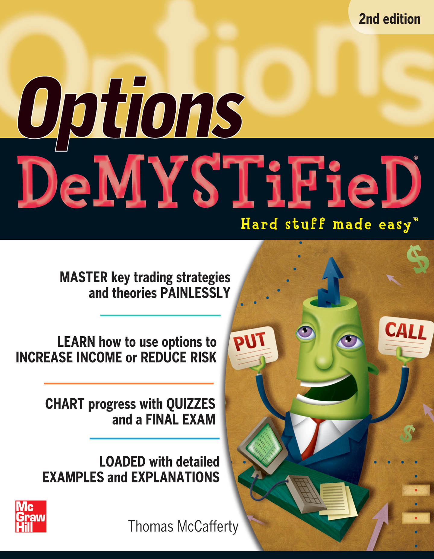 Download Ebook Options DeMYSTiFieD, Second Edition (2nd ed.) by Thomas A. McCafferty Pdf