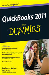 QuickBooks 2011 For Dummies by Stephen L. Nelson