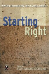 Starting Right by Chap Clark