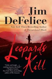Leopards Kill by Jim DeFelice