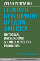 Economic Development of Latin America by Celso Furtado