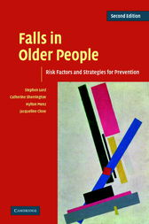 Falls in Older People by Stephen R. Lord