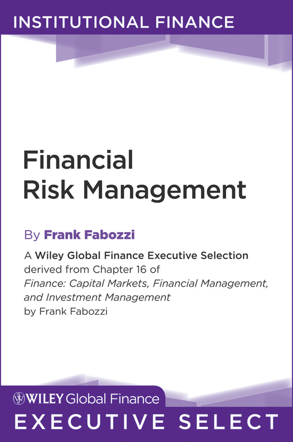 Download Ebook Financial Risk Management by Frank J. Fabozzi Pdf