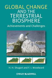 Global Change and the Terrestrial Biosphere by H. H. Shugart