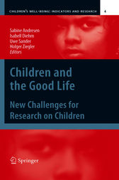 Children and the Good Life by Sabine Andresen