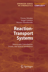 Reaction-Transport Systems by Vicenc Mendez