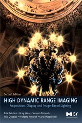 High Dynamic Range Imaging by Erik Reinhard