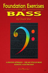 Foundation Exercises For Bass by SHER Music