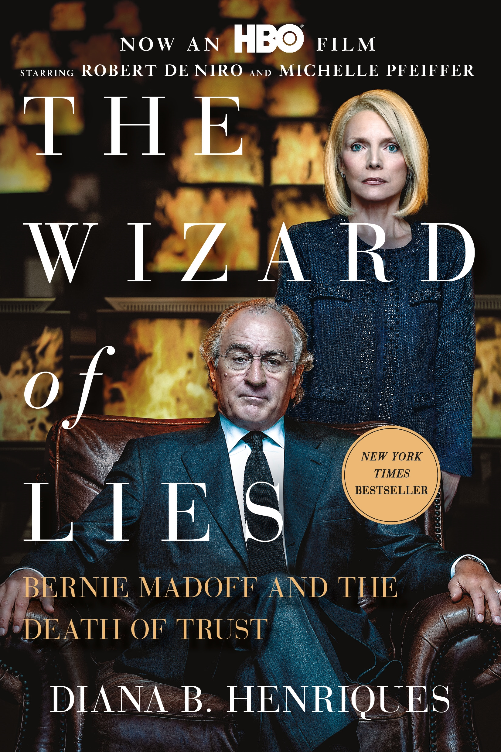 Download Ebook The Wizard of Lies by Diana B. Henriques Pdf