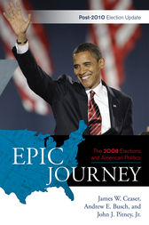 Epic Journey by James W. Ceaser