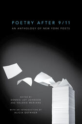 Poetry After 9/11 by Dennis Loy Johnson