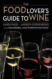 The Food Lover's Guide to Wine by Karen Page