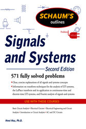 Schaum's Outline of Signals and Systems, Second Edition by Hwei Hsu