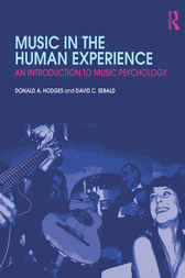 Music in the Human Experience by Donald Hodges