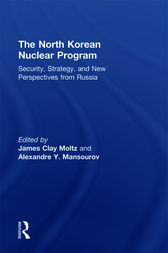The North Korean Nuclear Program by James Moltz Clay