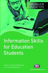 Information Skills for Education Students