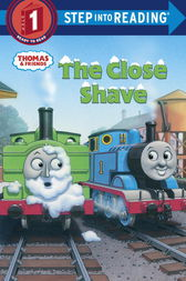 Thomas and Friends: The Close Shave (Thomas & Friends) by W. Awdry