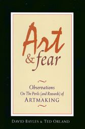 Art & Fear by David Bayles