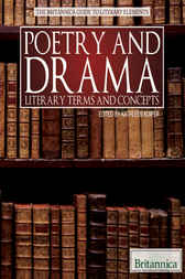 Poetry and Drama: Literary Terms and Concepts by Kathleen Kuiper