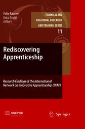 Rediscovering Apprenticeship by Felix Rauner