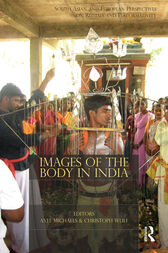Images of the Body in India by Axel Michaels