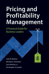 Pricing and Profitability Management by Julie Meehan