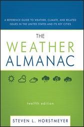 The Weather Almanac by Steven L. Horstmeyer