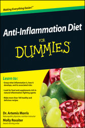 Anti-Inflammation Diet For Dummies by Morris;  Molly Rossiter