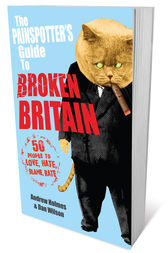 The Painspotter's Guide to Broken Britain by Andrew Holmes