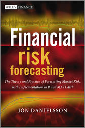 Financial Risk Forecasting by Jon Danielsson