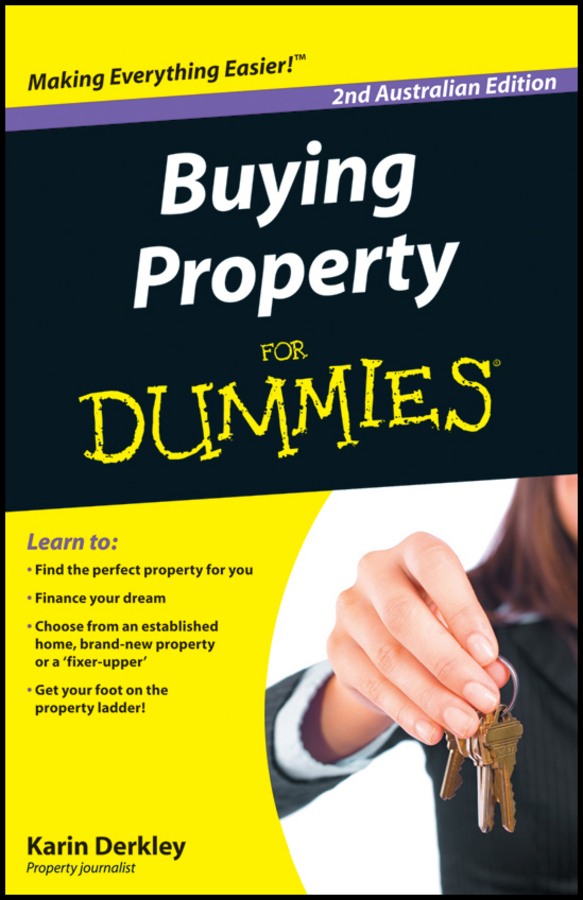 Download Ebook Buying Property For Dummies (2nd ed.) by Karin Derkley Pdf