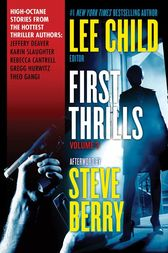 First Thrills: Volume 3 by Lee Child