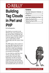 Building Tag Clouds in Perl and PHP by Jim Bumgardner