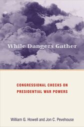While Dangers Gather by William G. Howell