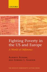 Fighting Poverty in the US and Europe by Alberto Alesina