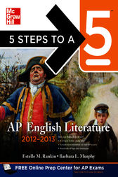 5 Steps to a 5 AP English Literature, 2012-2013 Edition by Estelle M. Rankin