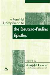 Feminist Companion to Paul by Amy-Jill Levine