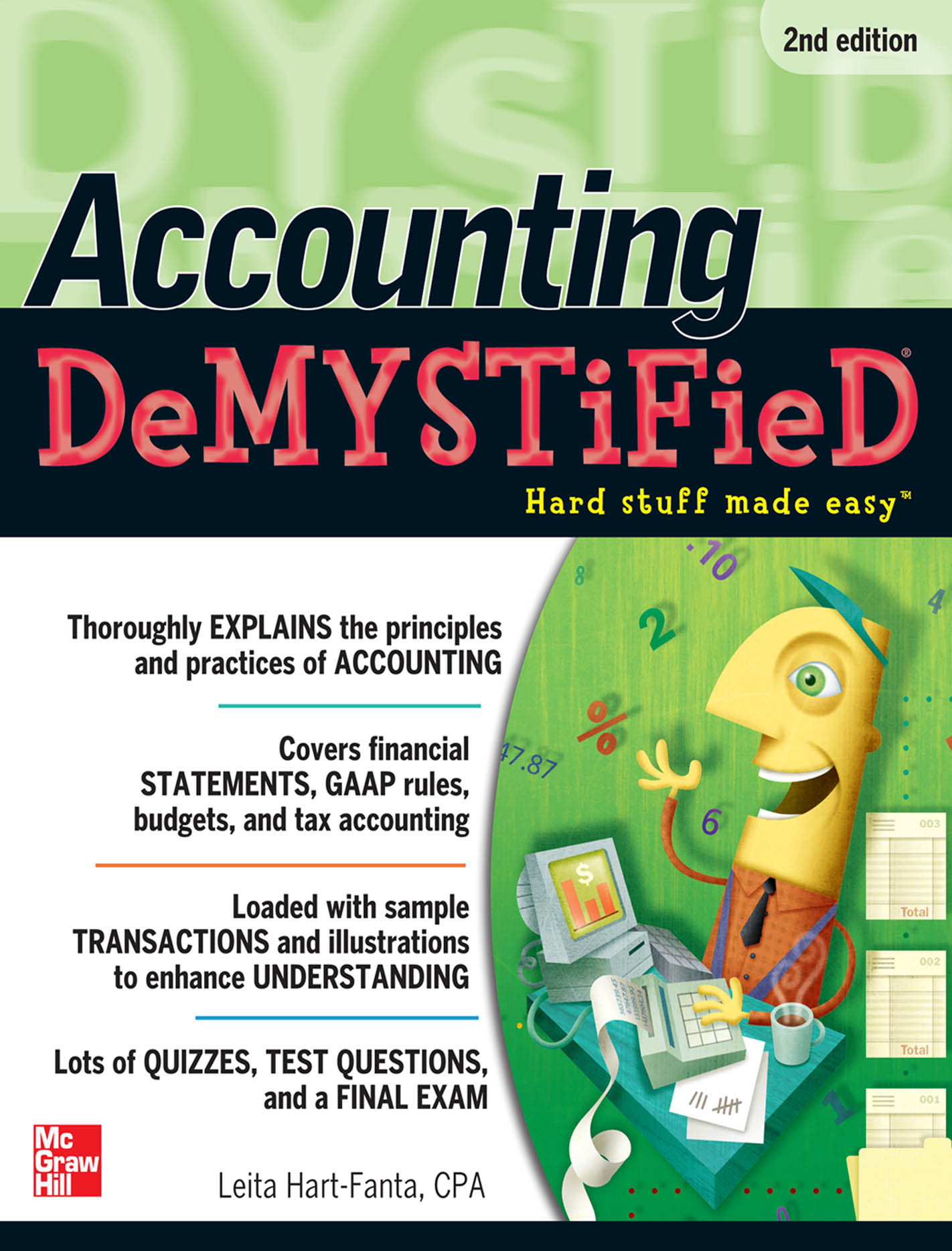 Download Ebook Accounting DeMYSTiFieD, 2nd Edition (2nd ed.) by Leita Hart Pdf