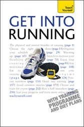 Get Into Running: Teach Yourself by Sara Kirkham