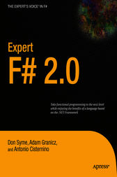 Expert F# 2.0 by Don Syme