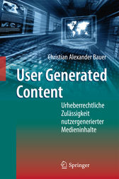 User Generated Content by Christian Alexander Bauer