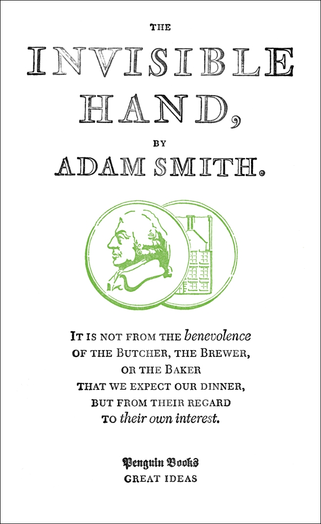 Download Ebook The Invisible Hand by Adam Smith Pdf