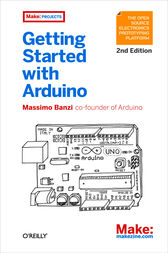 Getting Started with Arduino by Massimo Banzi