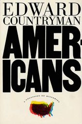 Americans by Edward Countryman